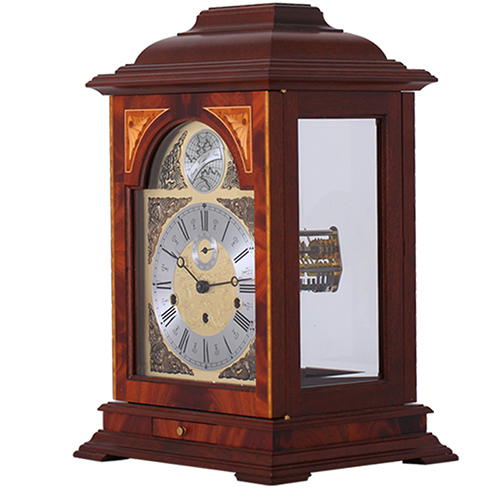 Настольные часы Hermle Table Clocks 22848-070352, фото