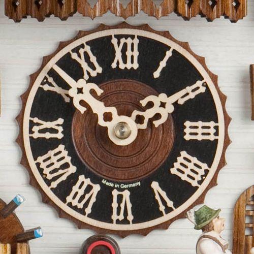 Настенные часы Hoenes с кукушкой 8664t, фото