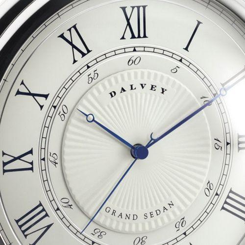 Часы настольные Dalvey Grand Sedan Clock с подставкой, фото