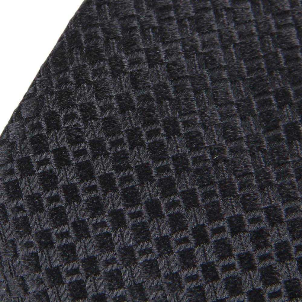 Галстук Trussardi черного цвета фактурный