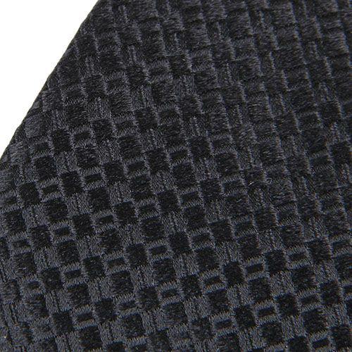 Галстук Trussardi черного цвета фактурный, фото