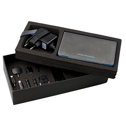Зарядное устройство 5,5V с кожаным чехлом, фото