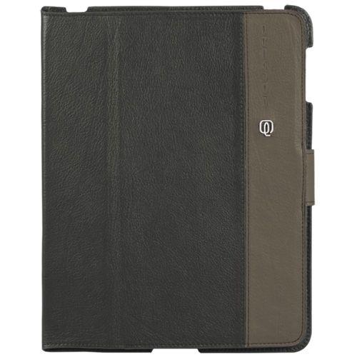 Чехол для iPad 2 Piquadro Vibe темный бежево-серый, фото