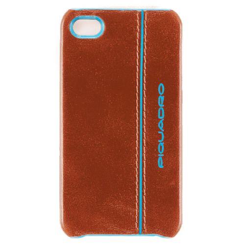 Чехол для iPhone Blue Square коричневый, фото