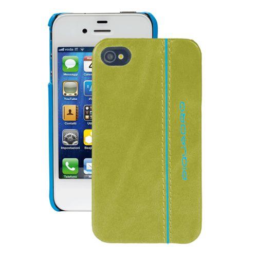 Чехол для iPhone Blue Square салатовый, фото