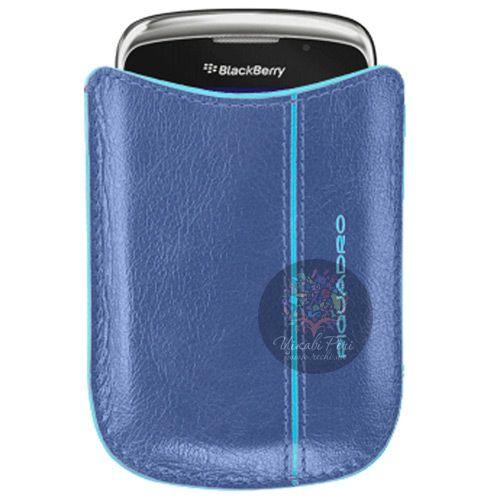 Чехол Piquadro Blue Square для BlackBerry с функцией спящего режима, фото