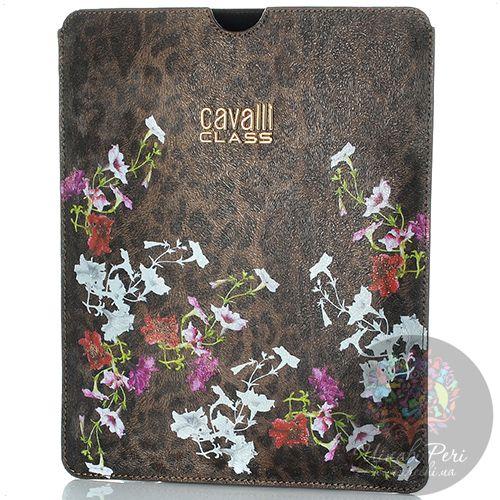 Чехол Cavalli Class Lara Flowers с цветочным принтом для iPad, планшета, фото