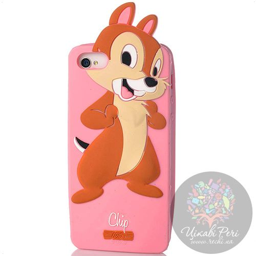 Чехол Disney Chip для iPhone 5, фото