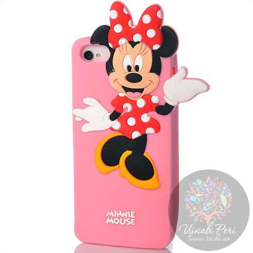 Чехол Disney Minnie Mouse для iPhone 5, фото