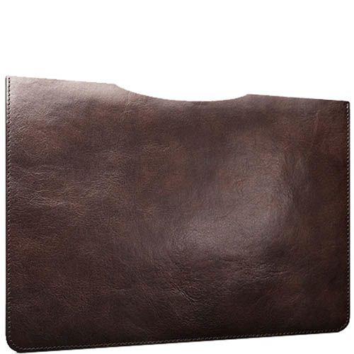 Кейс Moreca темно-коричневый для MacBook Air 13', фото
