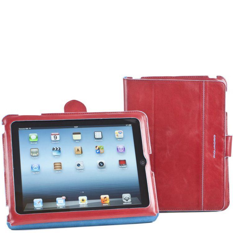 Чехол Piquadro Blue Square красный для iPad 2