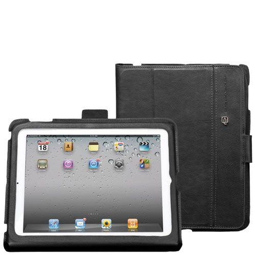 Чехол для iPad 2 Piquadro черный