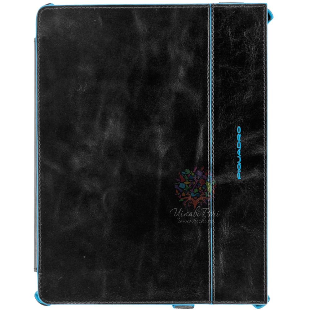 Чехол Piquadro Blue Square для iPad 2 из натуральной кожи