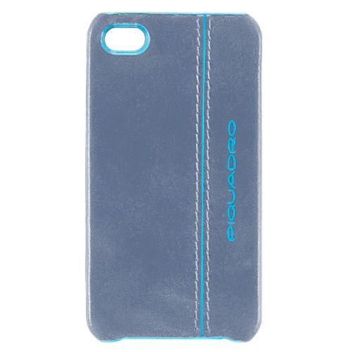 Чехол для iPhone Blue Square синий
