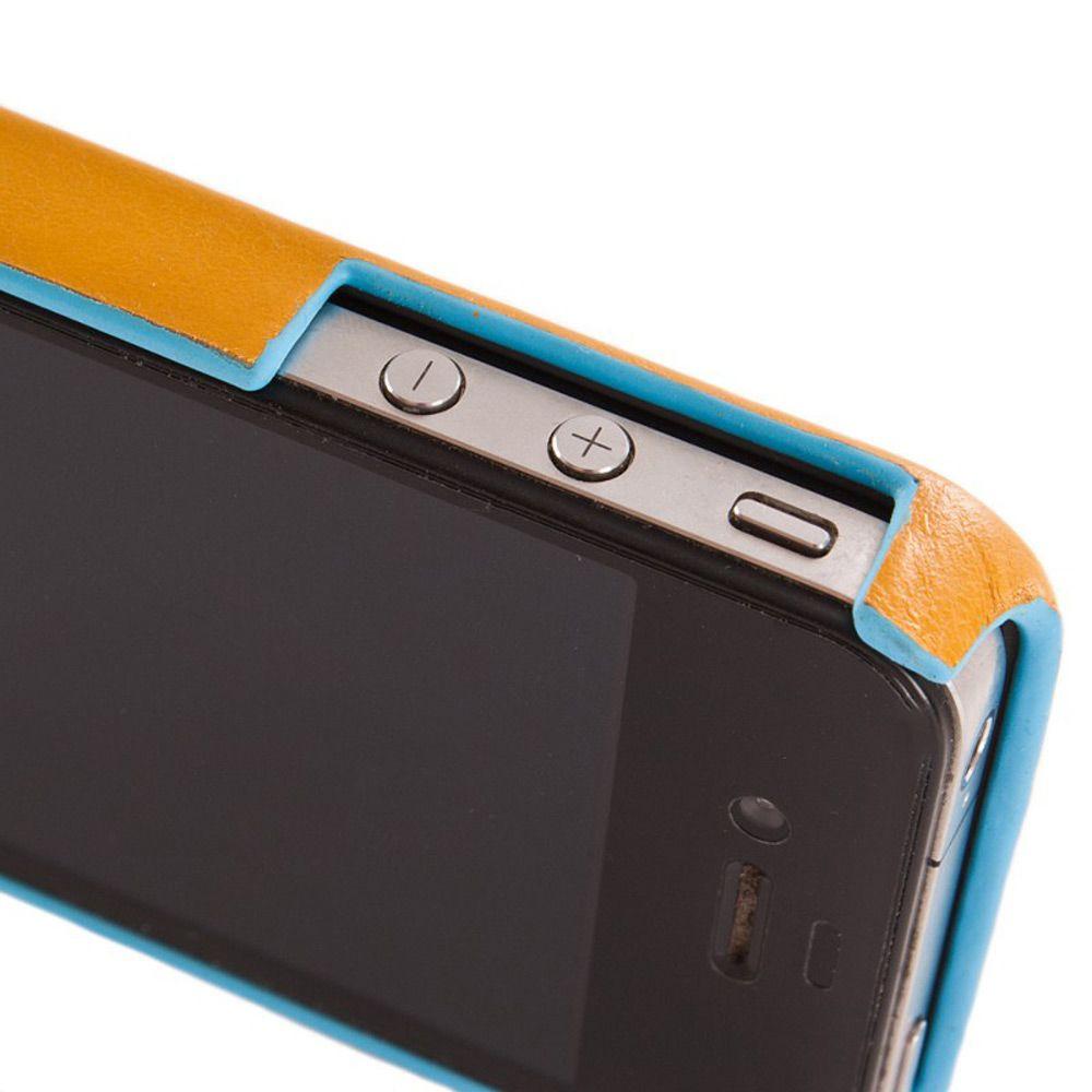 Чехол для iPhone Blue Square