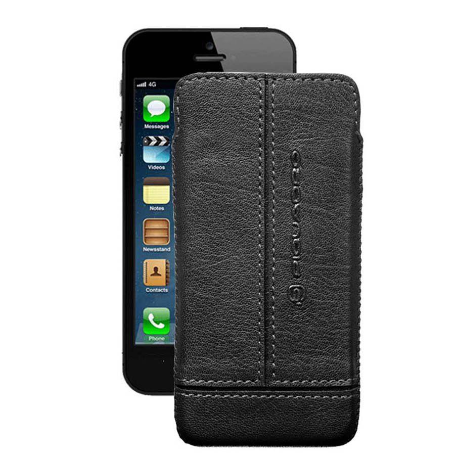 Чехол Piquadro Vibe для iPhone 5 черный