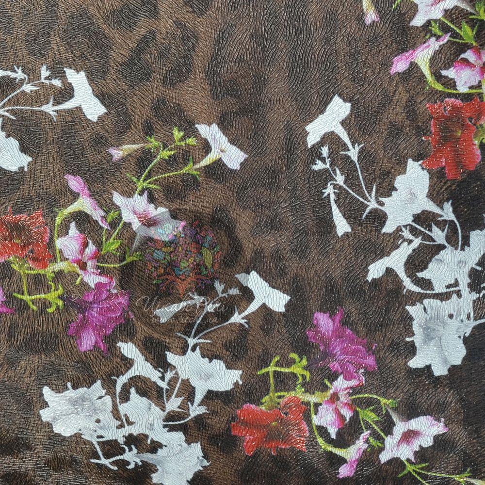 Чехол Cavalli Class Lara Flowers с цветочным принтом для iPad, планшета