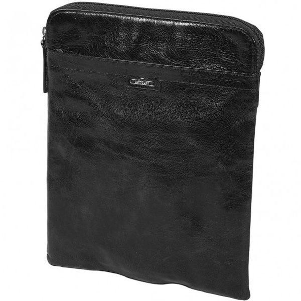 Чехол Tavecchi Vintech для планшета 10' черный кожаный вертикальный