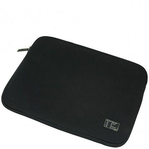 Чехол Tavecchi неопреновый черный на молнии для ноутбука 15,6'