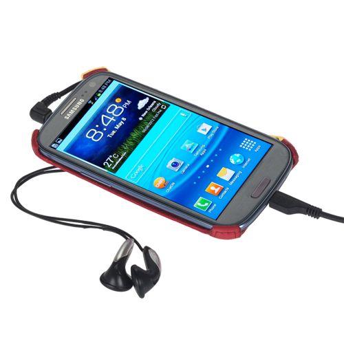Кейс Piquadro Blue Square для Samsung Galaxy S3 чёрный, фото