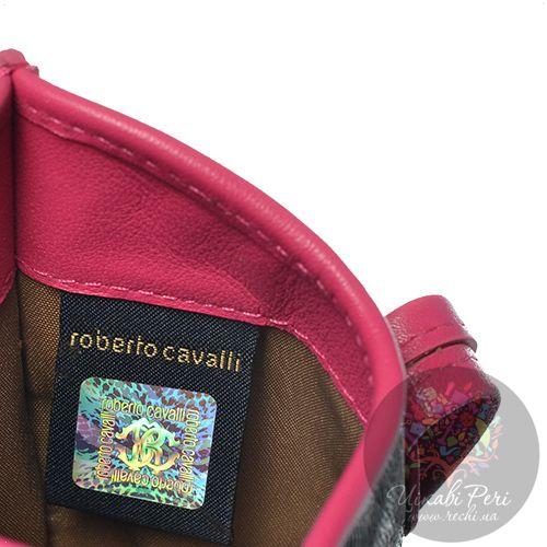Чехол Cavalli Class Lara с отделкой цвета фуксии для iPhone, смартфона, фото