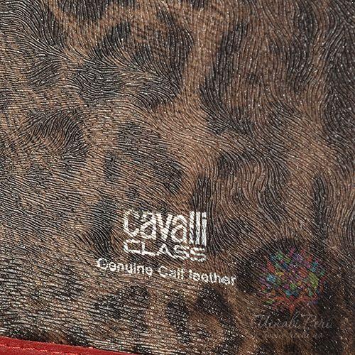 Чехол Cavalli Class Lara с темно-красной отделкой для iPad, планшета, фото