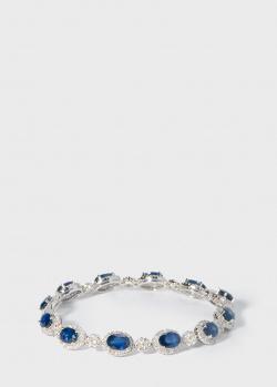 Браслет Zarina Кольори Кохання с сапфирами и бриллиантами, фото