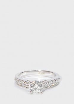 Кольцо Zarina One Love в бриллиантах (1,01 ct), фото
