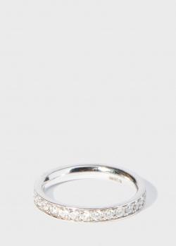 Женское золотое кольцо Zarina Sparkling Eyes с бриллиантами (0,93 ct), фото