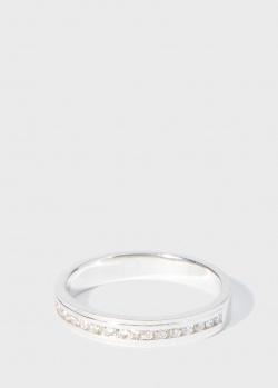 Золотое кольцо Zarina Sparkling Eyes с бриллиантами, фото