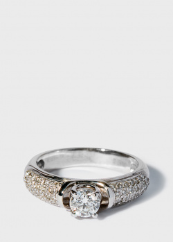 Кольцо Zarina One Love с бриллиантами (0,67 ct), фото