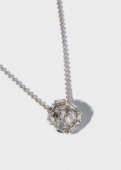 Цепочка с кулоном Zarina Prive в бриллиантах, фото