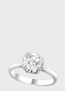 Помолвочное кольцо Art Vivace Jewelry из белого золота с бриллиантом, фото