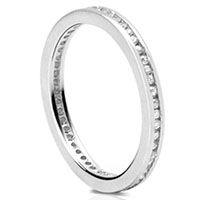 Серебряное кольцо Aran Jewels с цирконами по окружности, фото