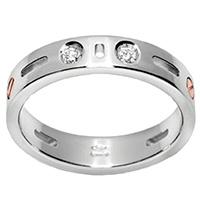Мужское кольцо Baraka с бриллиантами, фото