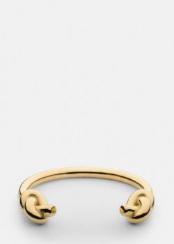 Браслет-манжета Skultuna Massive Knot, фото