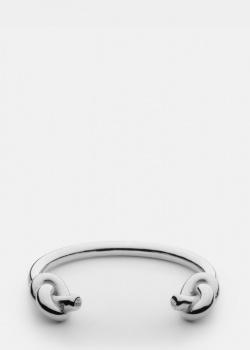 Браслет Skultuna Massive Knot с массивным узлом, фото