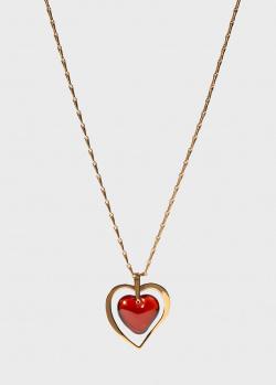 Подвеска-сердце Lalique Amoureuse Amour Pour La Vie, фото