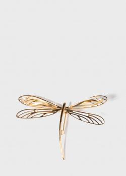 Брошь Lalique Libellule Стрекоза, фото