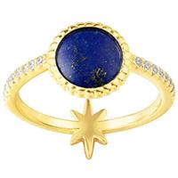 Кольцо APM Monaco Fun со звездой и камнями из циркония, фото