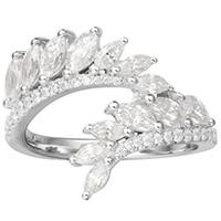 Кольцо APM Monaco Glamour спиральной формы, фото