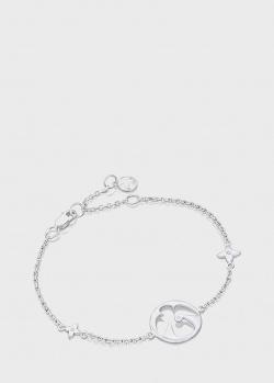 Браслет Art Vivace Jewelry Bу my angel с бриллиантами, фото