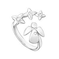 Кольцо Art Vivace Jewelry Bу my angel с бриллиантами, фото