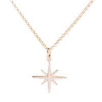 Цепочка Misis Stella с кулоном в виде звезды, фото