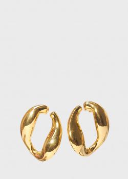Крупные кольца Misho Chunky Chain, фото