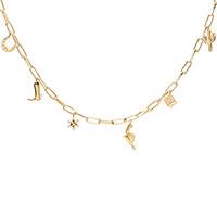 Ожерелье P D Paola Arizona с маленькими подвесками, фото