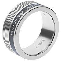 Кольцо Armani мужское стальное, фото