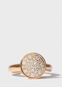 Перстень Antonellis Capri в белых бриллиантах, фото