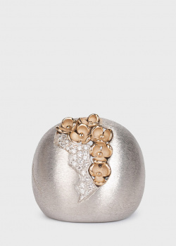 Широкое кольцо Annamaria Cammilli с бриллиантами, фото