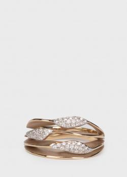 Золотое кольцо Annamaria Cammilli с бриллиантами, фото